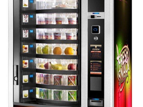 Automat do dań obiadowych