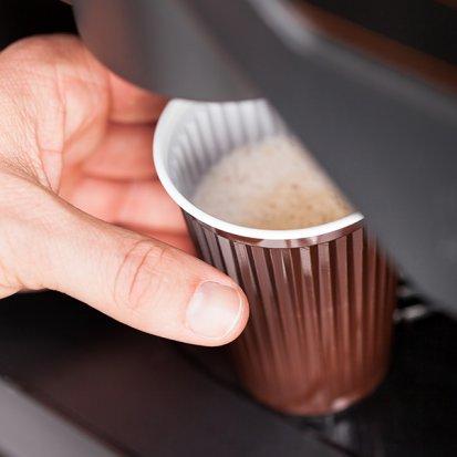 Kawa z automatu do napojów gorących